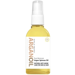 Pure Argan Oil - 65ml / 2.2 fl oz for Skin and Hair