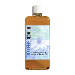 Pure Black Seed Oil - Nigella Sativa 110ml / 3.72 fl oz