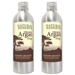 Culinary Argan Oil - 2x200ml / 2x7 fl oz