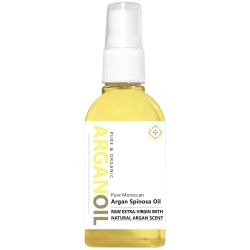 Naturally Scented Pure Argan Oil - 65ml  / 2.2oz