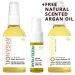 Gifts Pack with Free Natural Scented Argan Oil