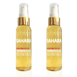Sahara Tanning Serum 2x 65ml / 2x 2.2 fl oz