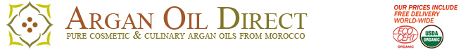 Argan Oil Direct - The Home of  Pure Cosmetic & Culinary Argan Oil