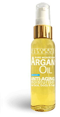 Pure Argan Oil Bottle