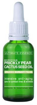 Pure Prickly Pear Cactus Seed Oil
