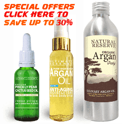 Argan Oil Special Offers