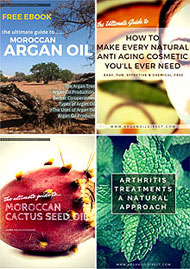 Argan Oil Newsletter Sign Up