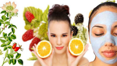 Make natural products for skin care with argan oil