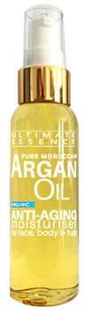 100% Pure Argan Oil. Bottle