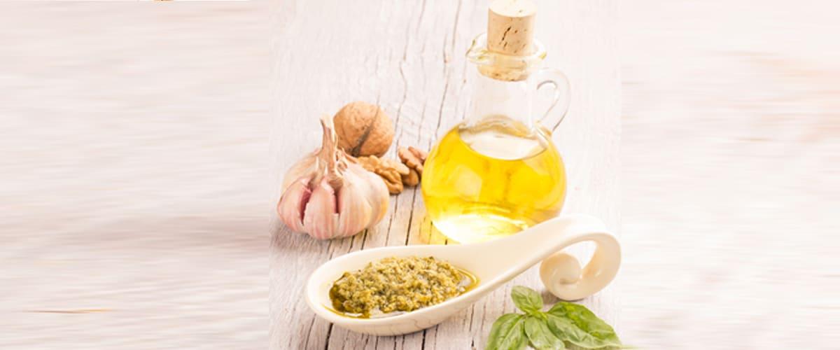 Nuts, Herbs and Argan Oil Salsa Recipe