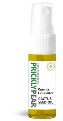 Pure Cactus Seed Oil Bottle